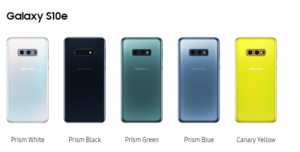 Samsung Galaxy S10, S10e and S10+ full specs and review