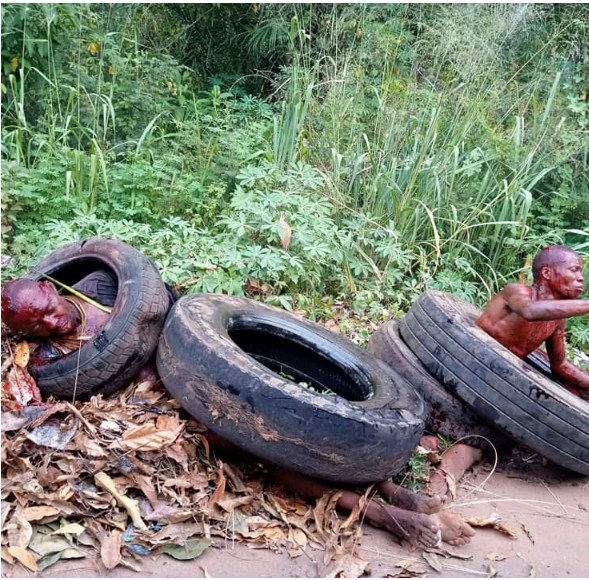 Theives beaten to death in Imo state