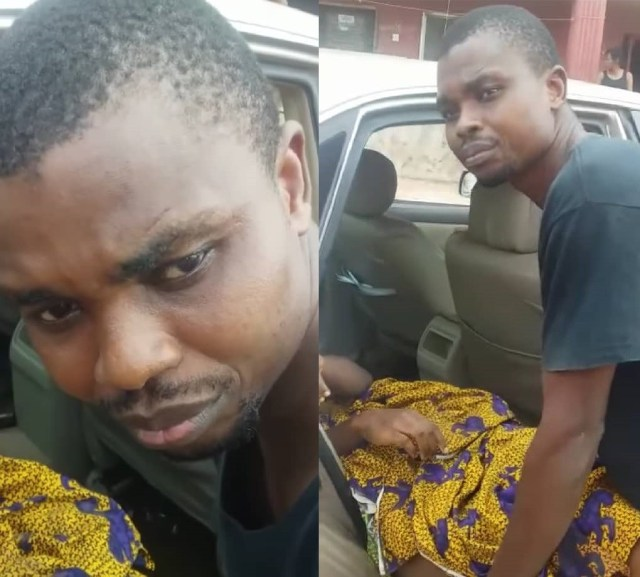 Heartbreaking! Nigerian man insists pregnant wife must deliver at home, locks her up and watches her bleed to death in Ebonyi(Video)